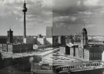 The Alexanderplatz around – 1970 photographic panoramas part 2