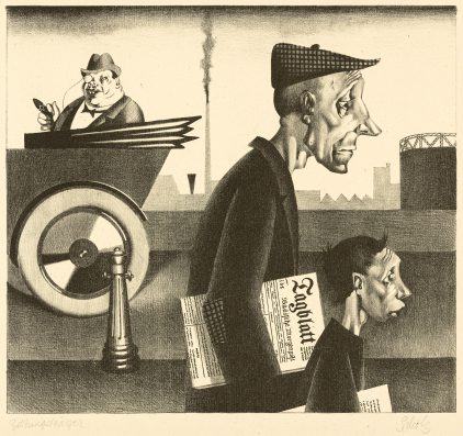 Georg Scholz (1890-1945)