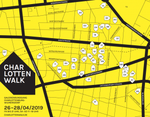 Charlottenwalk, April 26-28, 2019