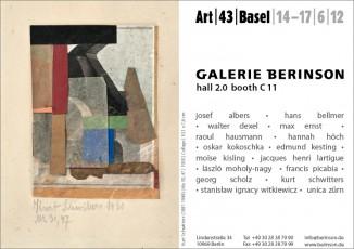 Art | 43 | Basel | 14-17|6|2012