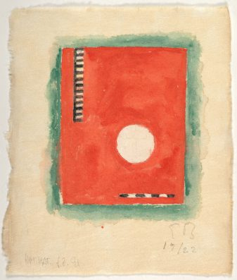 Erich Buchholz (1891-1972)