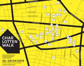 Charlottenwalk, April 26-28, 2019